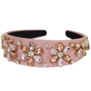 Pink Alice Band Crown